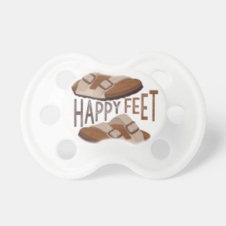 Happy Feet Pacifier