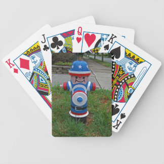 Happy FireHydrant I Bicycle Playing Cards