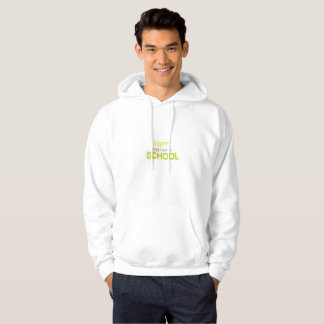 Happy First Day Of School  Teacher Students Gift Hoodie