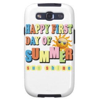 HAPPY FIRST DAY OF SUMMER GALAXY SIII COVERS