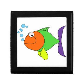 Happy Fish Gift Box