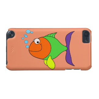 Happy Fish iPod Touch 5G Covers