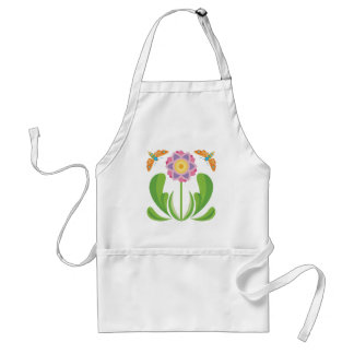 Happy Flower Standard Apron
