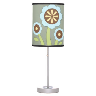 Happy Flowers Desk Lamp