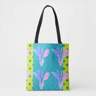 Happy Flowery Bag