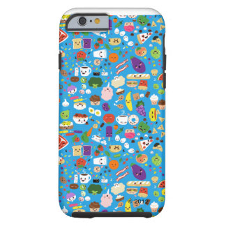 Happy Food Tough iPhone 6 Case