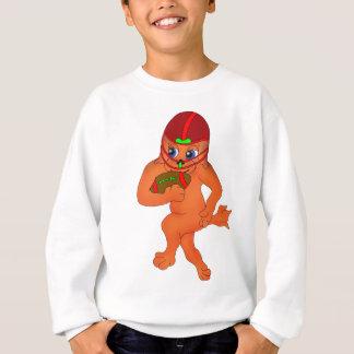 Happy Football by The Happy Juul Company Sweatshirt