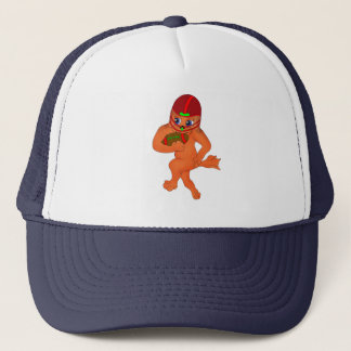 Happy Football by The Happy Juul Company Trucker Hat