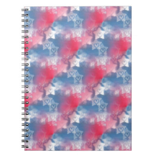 Happy Fourth Notebook