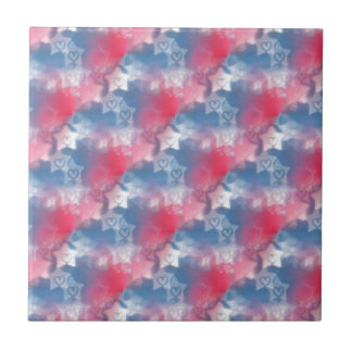 Happy Fourth Tile
