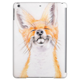 Happy Foxy Cover For iPad Air