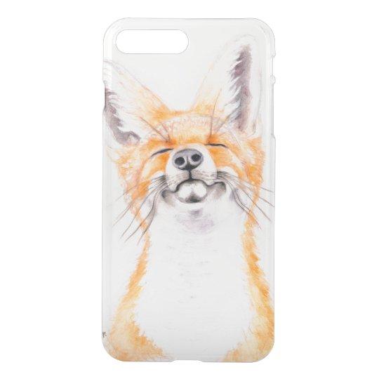 Happy Foxy iPhone 8 Plus/7 Plus Case