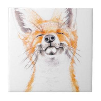 Happy Foxy Tile