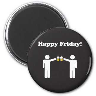 Happy Friday Magnet