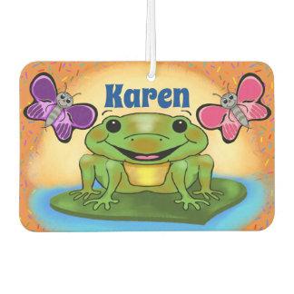 Happy Frog Air Freshener