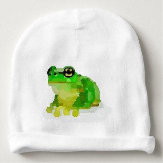 Happy Frog Baby Beanie Hat