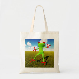 Happy Frog Budget tote