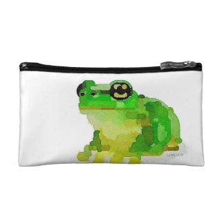 Happy Frog Cosmetic Bag