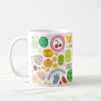 Happy Fruits Coffee Mug