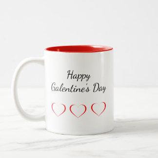 Happy Galentine's Day Mug