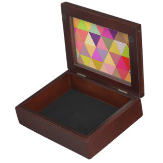 Happy geometry memory boxes