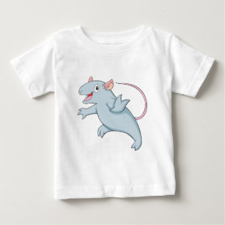 Happy Gerbil Baby T-Shirt