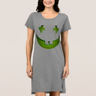 Happy ghost costume Halloween Dress