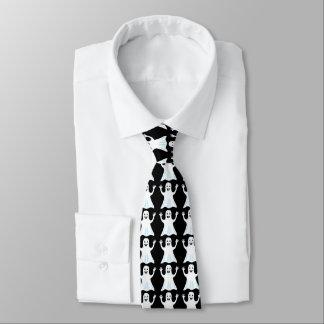 Happy Ghost Tie