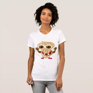 Happy, Giant Peanut Women's T-Shirt