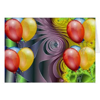HAPPY GIFTING GREETING CARD