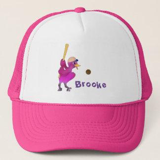Happy Girl's Baseball by The Happy Juul Company Trucker Hat