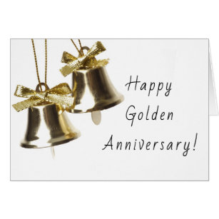 Golden anniversary greeting cards greeting card templates