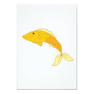 Happy Goldfish Card