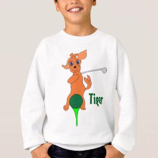 Happy Golfing by The Happy Juul Company Sweatshirt
