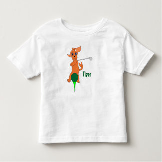 Happy Golfing by The Happy Juul Company Toddler T-shirt
