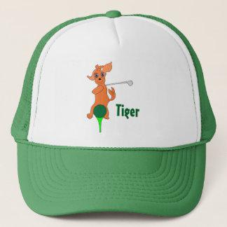 Happy Golfing by The Happy Juul Company Trucker Hat