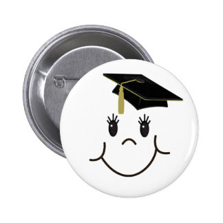 Happy Grad 2 Inch Round Button