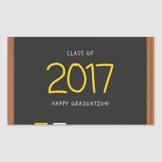 Happy Graduation class 2017! Sticker