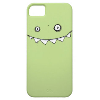 Happy Green Monster In My Pocket iPhone 5 Covers