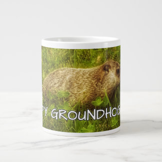 Happy Groundhog Day! mug