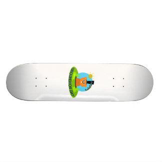 Happy Groundhog Day Sunshine Skateboard Decks