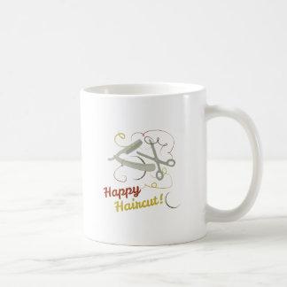 Happy Haircut Coffee Mug