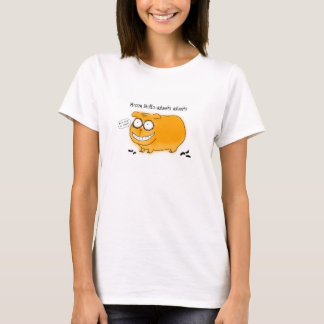Happy Hallo-wheek wheek T-Shirt