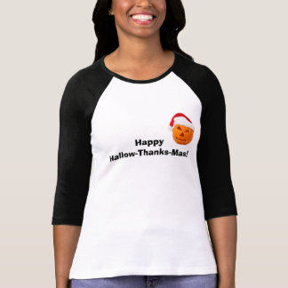 Happy Hallow-Thanks-Mas Tee