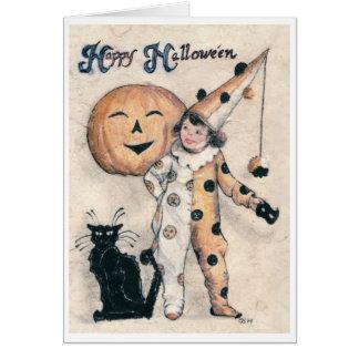 Happy Hallowe en Greeting Cards