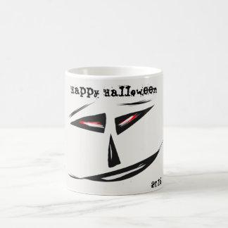 Happy Halloween 2016 face Coffee Mug