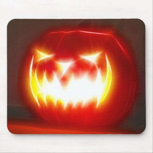 Happy Halloween 3.1 no text Mouse Pad