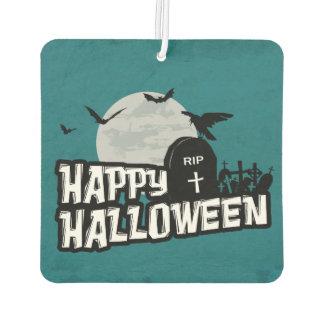 Happy Halloween Air Freshener
