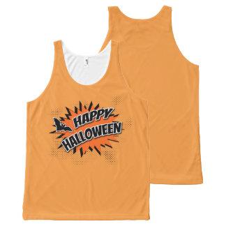 Happy Halloween All-Over-Print Tank Top
