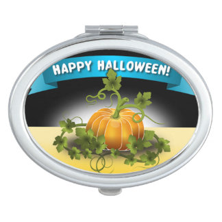 "'HAPPY HALLOWEEN""  BANNER SIGN VANITY MIRRORS"